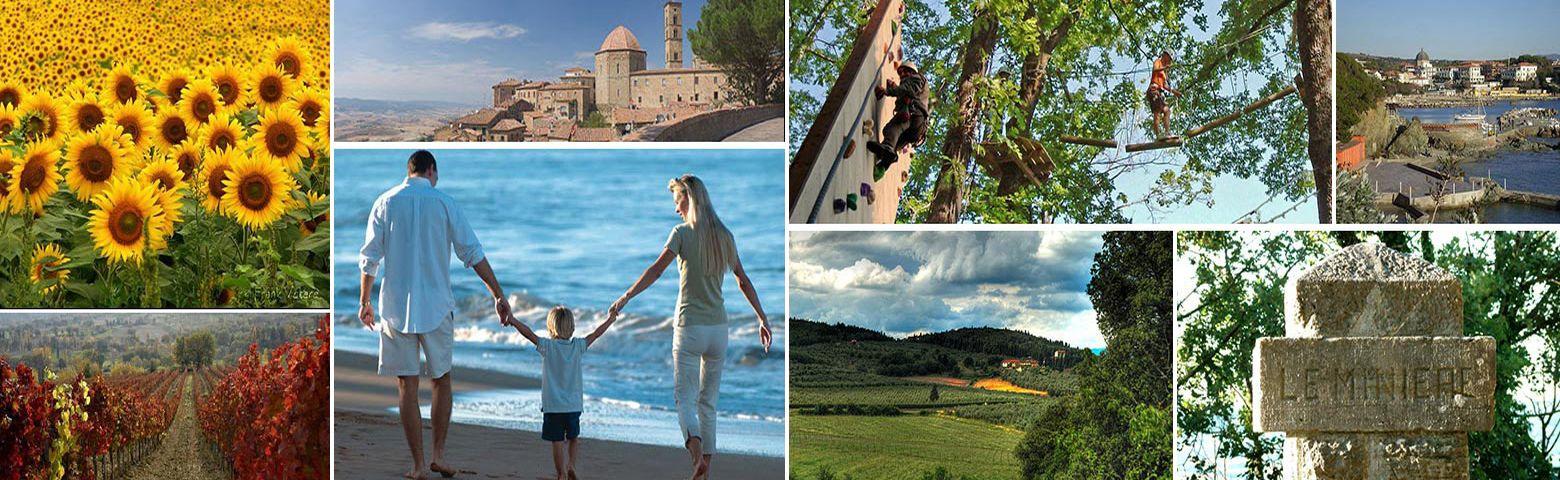 Vacanze al mare in Toscana