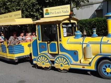 Trenini turistici gratuiti per i nostri ospiti