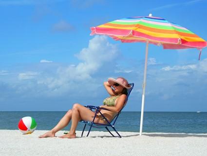 Servizio spiaggia incluso