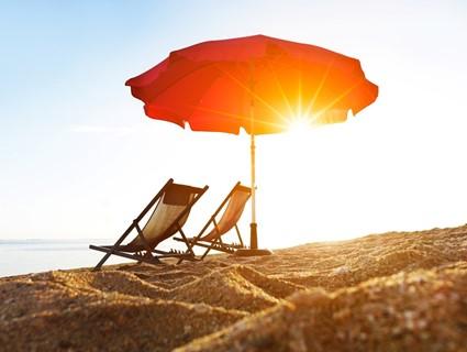 Servizio spiaggia gratis